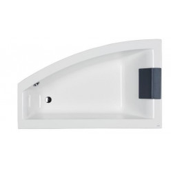 Kolo Clarissa - Asymetrická vana 1700x1050 mm, levá, bílá XWA0871000