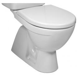 JIKA Lyra plus - WC kombi mísa - odpad spodní - hluboké splachování H8243870000001