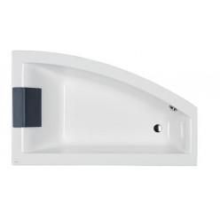 Kolo Clarissa - Asymetrická vana 1700x1050 mm, pravá, bílá XWA0870000