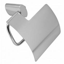 NOVASERVIS Závěs toaletního papíru s krytem Metalia 10 chrom 38