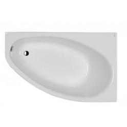 Kolo Elipso - Asymetrická vana, 1500x1000 mm, pravá, bílá XWA0850000