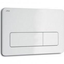 JIKA Modul - Ovládací tlačítko PL3, Dual Flush, bílá H8936620000001