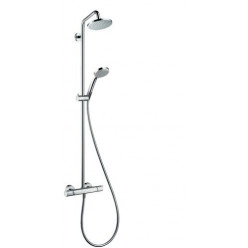 Hansgrohe Croma 160 - Sprchový set s termostatem, 160 mm, 1 proud, chrom 27135000
