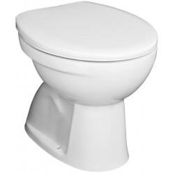 JIKA - Klozet samostatně stojící, odpad SO bílá H8217460000001