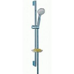 Hansgrohe Crometta 85 - Sprchová souprava Vario, 85 mm, 2 proudy, chrom 27764000
