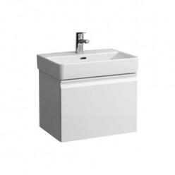 Laufen Pro - Skříňka pod umyvadlo, 520 x 450 x 390 mm, bílá matná H4830330954631