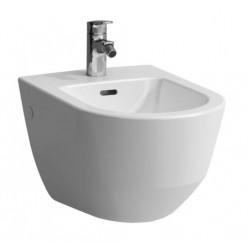 LAUFEN - Bidet závěsný bez bočních otvorů pro přívod vody bílý H8309520003021