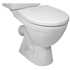 JIKA Lyra Plus - WC kombi mísa - odpad šikmý - hluboké splachování H8243840000001