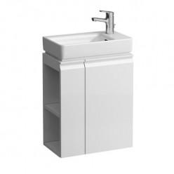Laufen Pro S - Skříňka pod umyvadlo, 470 x 275 x 605 mm, bílá lesklá H4830020954751
