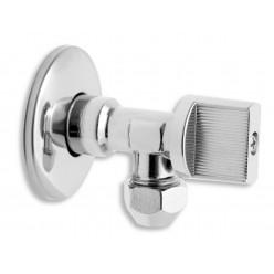 "NOVASERVIS Rohový ventil bez filtru 1/2\""x 3/8\"" s matkou CF3003/10M"