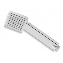 NOVASERVIS - Ruční sprcha 130, 1-polohová samočistící, chrom RU/130,0