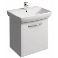 Kolo Nova Pro - Skříňka s umyvadlem, 650x480 mm, barva bílá lesklá M39025000