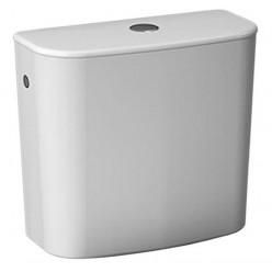 JIKA Deep ND wc nádrž BEZ armatur, boční přívod vody H8286120000001