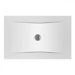 JIKA Pure - Sprchová vanička ocelová premium 1200x900 mm, bílá H2164210000001