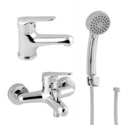 Novaservis Koupelnová sada vanová IRIS NEW SADA94420