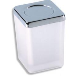Novaservis Metalia 4 - Dóza na koupelovou sůl, chrom 6404,0