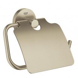 GROHE Essentials - Držák toaletního papíru, kartáčovaný nikl 40367EN1