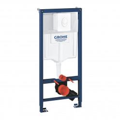 Grohe Rapid SL - Sada 3 v 1 pro WC, alpská bílá 38722001