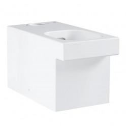 Grohe Cube Ceramic - WC mísa kombi, rimless, PureGuard, alpská bílá 3948400H