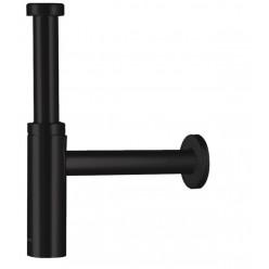 Hansgrohe Sifony - Designový sifon Flowstar S, matná černá 52105670
