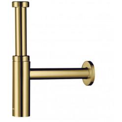 Hansgrohe Sifony - Designový sifon Flowstar S, leštěný vzhled zlata 52105990