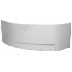 KOLO AGAT čelný panel 150x57 pravý pro asymetrickou vanu bílé PWA0950000