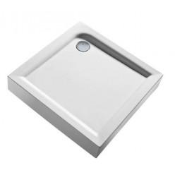 Kolo First - Sprchová vanička akrylátová, 900x900 mm, bílá XBK1690000