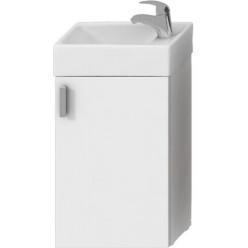 JIKA Petit - Skříňka s umývátkem, 386x221x585 mm, bílá H4535111753001