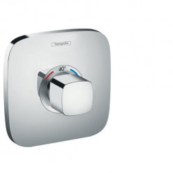 Hansgrohe Ecostat E - Termostatická baterie pod omítku, chrom 15705000