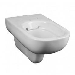 Kolo Traffic - Závěsné WC s hlubokým splachováním, Rimfree, bílá L93120000