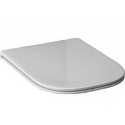 JIKA Deep - WC sedátko, Antibak, Slim, Slowclose, bílá H8936113000631