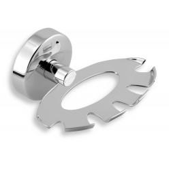 Novaservis Metalia 11 - Držák kartáčů a pasty, chrom 0144,0