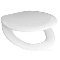 JIKA ZETA WC sedátko termoplast plast. úchyty bílé H8932710000001