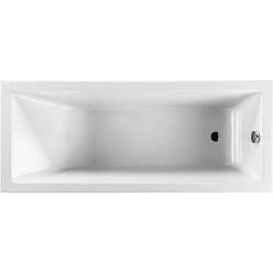 JIKA Cubito - Akrylátová vana, 1700x700x415 mm, bílá H2244200000001