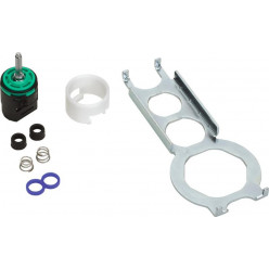 HANSGROHE Prodloužení pro zákl.teleso pro 3-otvor.umývadlovou baterii (náhradní díl)