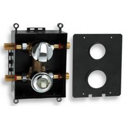 NOVASERVIS Box050R - Montážní podomítkový box s přepínačem BOX050R