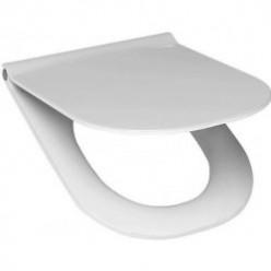 JIKA Mio - WC sedátko, Antibak, Slim, bílá H8917100000631