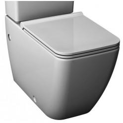 JIKA Cubito Pure - WC kombi mísa 670x360x430 mm, Vario odpad, bílá H8244260000001