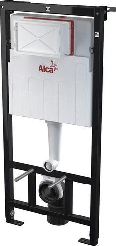 ALCA PLAST - Sádromodul podomítkový pro suchou instalaci (sádrokarton) výška 1120mm AM101 / 1120