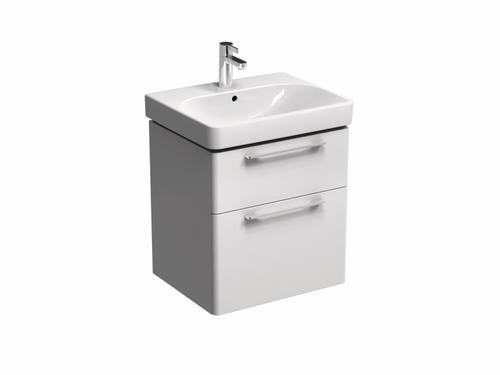 KOLO TRAFFIC skříňka pod umýv. závěsná 60 cm se zásuvkami bílá 89433000