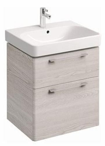 KOLO TRAFFIC skříňka pod umyv. 60 cm, se zásuvkami, jasan bílý 89502000