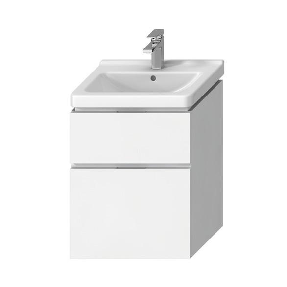 JIKA Cubito Pure - Skříňka pod umyvadlo 540x683 mm, bílá H40J4224025001