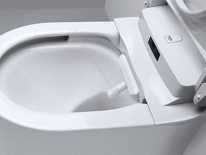 Jak vybrat WC nové generace | Baustore.cz