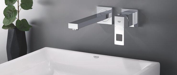 Objevte špičkovou sanitu proslulé značky Grohe