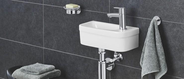 Umyvadla vs umývátka | Baustore.cz